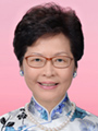 The Hon Mrs Carrie Lam Cheng Yuet-ngor, GBM, GBS, JP